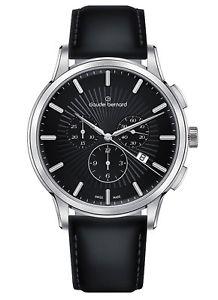 送料無料 腕時計 ウォッチ クロードベルナールクラシッククロノグラフクォーツニンclaude bernard classic chronograph fecha cuarzo 10237 3 nin