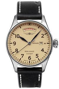 腕時計 ウォッチ アイアンマンアニーコックピットクロック