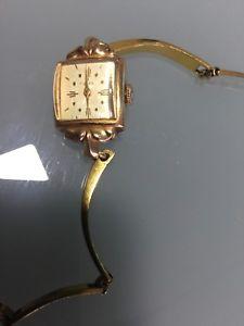 【送料無料】腕時計 ウォッチ ブレスレットロシアゴールドボックスロシア3 apr reloj ruso de pulsera , caja de oro contrastado , russian watch gold