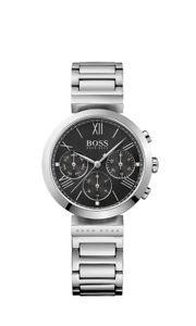 【送料無料】腕時計 ウォッチ ボスシルバーアナログクロノグラフステンレススチールboss fantastico 1502398 analgico chronograph plata de acero inoxidable