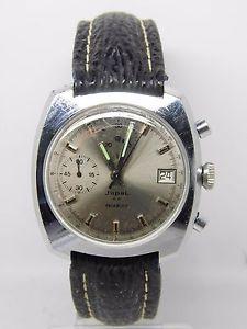 【送料無料】腕時計 ウォッチ ビンテージクロノバージョンchronographe jopel mouvement 7765,vintage chrono vers 1970