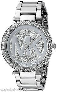【送料無料】腕時計 ウォッチ ミハエルレディースシルバーパーカーnuevo michael kors mk5925 reloj de seoras de plata parker 2 ao de garanta