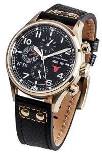 【送料無料】腕時計 ウォッチ カールフォンcarl von zeyten no 50 cvz0050gbk herrenuhr original neu