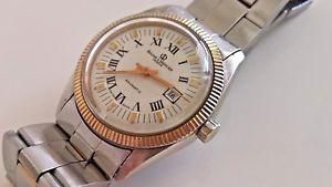 vintage ウォッチ mercier amp; ボーメメルシエビンテージbaume 【送料無料】腕時計
