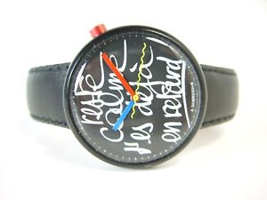 アランビンテージウォッチalain reste montre ウォッチ calme watch silberstein 【送料無料】腕時計 vintage