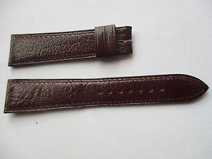 腕時計 ウォッチ カミーユブレスレットbracelet montre en cuir de buffle bordeau  doubl cuir  t18  camille fournet