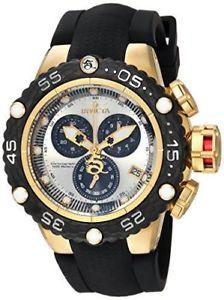 【送料無料】腕時計 ウォッチ クロノグラフシルバーフィールドクロック24445 invicta 512mm hombres subaqua crongrafo de cuarzo plata,reloj con esfera