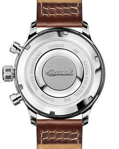 腕時計 ウォッチ アプスリークロノグラフウォッチクロノingersoll crongrafo reloj la apsley chrono i03803