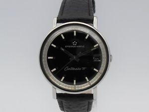 【送料無料】腕時計 ウォッチ センテナリーマチックスチールeterna matic centenary 71 de luxe automatic steel