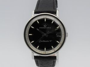 de センテナリーマチックスチールeterna steel centenary matic 【送料無料】腕時計 luxe ウォッチ automatic 71