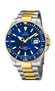 chapados hombre driver ジャガーアラームプロドライバーjaguar oro reloj professional 【送料無料】腕時計 ウォッチ j863c