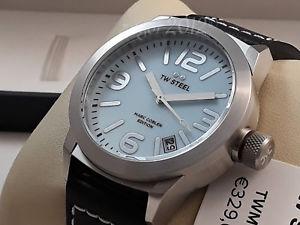 【送料無料】腕時計 ウォッチ スチールメンズステンレスレザーウォッチorologio onlytime uomo tw steel special edition mens stainless leather watch