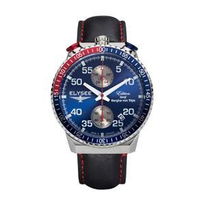 【送料無料】腕時計 ウォッチ ラリーストップウォッチelysee rally cronmetro i, ref80521 , reloj de hombre