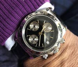 【送料無料】腕時計 ウォッチ ビンテージorologio vintage chronograf valjoux 7750