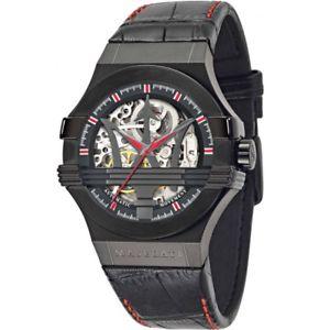 【送料無料】腕時計 ウォッチ マセラティマセラティポテンザウォッチwatch maserati potenza r8821108010 automatic