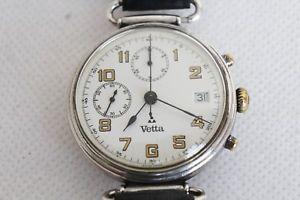 【送料無料】腕時計 ウォッチ アルジェントorologio vetta crono manuale argento 925