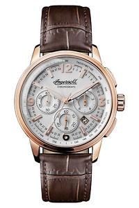 regent ウォッチ ナイツクロノグラフリージェントクロノingersoll caballeroschronograph chrono the i00101 【送料無料】腕時計