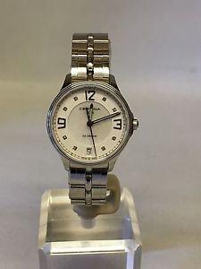 【送料無料】腕時計 ウォッチ ブランドステンレススチールレディスウオッチcertina seoras reloj de acero inoxidable sueo ds