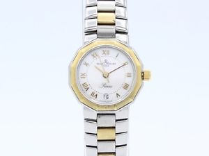 amp; quartz 【送料無料】腕時計 lady mercier ウォッチ 52313 steel riviera ボーメメルシエリビエラbaume