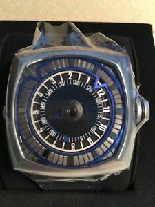 腕時計 ウォッチ メカニカルアラーム¥ベルトlytt labs inicios mecnico reloj en acero y azul rrp  695  correa gratis de 2nd