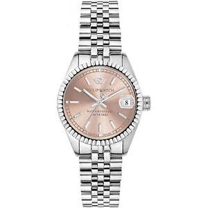 【送料無料】腕時計 ウォッチ ドナフィリップカリブレディシルバーリストヌオーヴォウォッチorologio donna philip watch caribe lady 31 mm silver r8253597534 list 390 nuovo