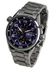 良質  【送料無料】腕時計 ウォッチ カールフォンクロックマンcarl von zeyten reloj hombre cvz 0047 blmb automtico, 山形村 b66bb127