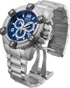 【送料無料】腕時計 ウォッチ リザーブスイスクオーツクロノグラフシルバーアーセナルinvicta reserve 63mm arsenal cuarzo suizo crongrafo plata ss reloj de pulsera