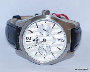 腕時計 ウォッチ ヌオーヴォorologio kienzle me02607 automatico con riserva di carica nuovo con garanzia