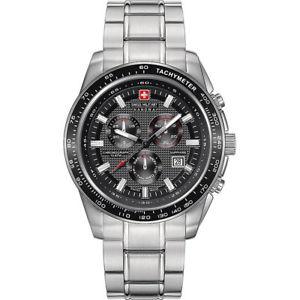 【送料無料】腕時計 ウォッチ スイスクロノグラフアラームアナログクロノswiss military hanowa crusader chronograph reloj hombre 6522504007 analgico chrono