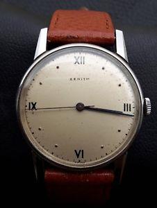 rare ウォッチ 【送料無料】腕時計 40er ゼニスzenith
