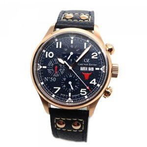 【送料無料】腕時計 automatik 50 multifuncin カールフォンアラームcarl hombre zeyten ウォッチ cvz0050rbl reloj von