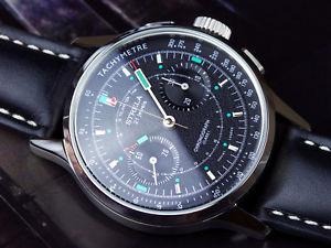 【送料無料】腕時計 ウォッチ クロノグラフco40lab strela chronograph 40mm