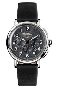 【送料無料】腕時計 ウォッチ ナイツクロノグラフセントジョンズクロノingersoll caballeroschronograph the st johns chrono i01701