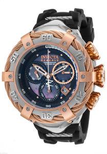 【送料無料】腕時計 ウォッチ ボルトクォーツクロノグラフステンレススチールアラームinvicta hombres perno crongrafo de cuarzo 500m acero inoxidable reloj