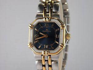 【送料無料】腕時計 ウォッチ モーリスロアj927 de lujo maurice lacroix quartz seora reloj de pulsera 75562