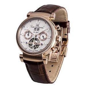 schluchsee zeyten reloj 【送料無料】腕時計 reloj カールフォンブレスレットcarl cvz0049rwh von ウォッチ pulsera automtico de seores