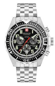 腕時計 ウォッチ スイスクロノアラームアナログswiss military hanowa touchdown chrono reloj hombre 6530404007 analgico chronograp