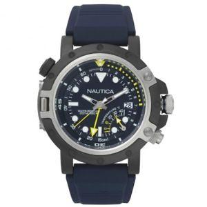 napprh014 orologio ウォッチ nautica ダイブnapprh014 【送料無料】腕時計 porthole uomo dive