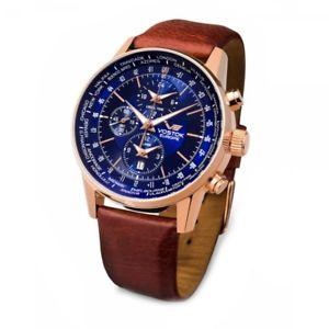 【送料無料】腕時計 ウォッチ ボストークヨーロッパアラームクロックワールドタイマーvostok europe reloj hombre world timer alarma ym265609256