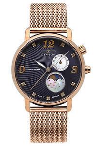 【送料無料】腕時計 ウォッチ ツェッペリンムンムンzeppelin lunafase lunar fantastico 7639m3
