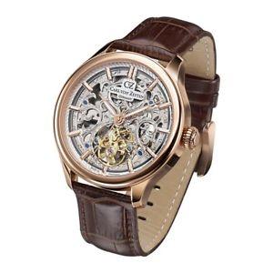 【送料無料】腕時計 ウォッチ カールフォンブレスレットcarl von zeyten seores reloj reloj de pulsera automtico st georgen cvz0014rsl