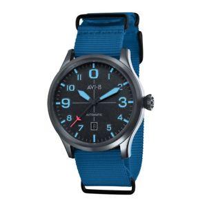 【送料無料】腕時計 ウォッチ アラームavi8 flyboy av40210d reloj hombre 43 mm favorable comprar