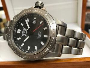 【送料無料】腕時計 ウォッチ アラームスイスインデックスmassive titanglobemaster aviador seores reloj selitasw200 automatik swiss ndice
