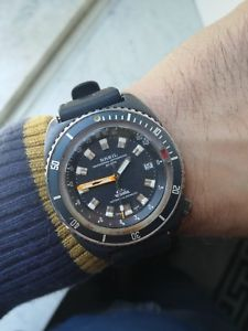 【送料無料】腕時計 ウォッチ ダイバーウォッチbreil manta automatic diver 20 atm orologio watch montre uhr no squale