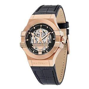【送料無料】腕時計 ウォッチ マセラティマセラティクロックポテンザmaserati r8821108002 hombre reloj automtico potenza