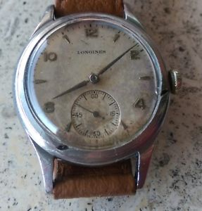【送料無料】腕時計 ウォッチ ボックスvery rare longines era tacche ref23714 1948 cal 1268z ww2 era with box