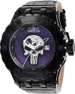 【送料無料】腕時計 ウォッチ ブラックステンレススチールinvicta hombres marvel automtico 500m negro reloj acero inoxidable 26757