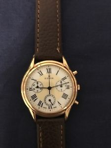 【送料無料】腕時計 ウォッチ ビンテージedox vintage