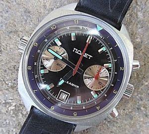 【送料無料】腕時計 ウォッチ ソクロノグラフcronografo sovietico poljot sturmanskie movimento 3133 perfettamente funzionante