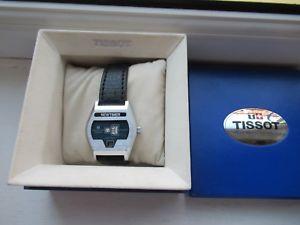 【送料無料】腕時計 ウォッチ ティソボックスサービスモデルtissot timer salto de hora automtico 2581 1970s modelo de servicio en caja muy rara